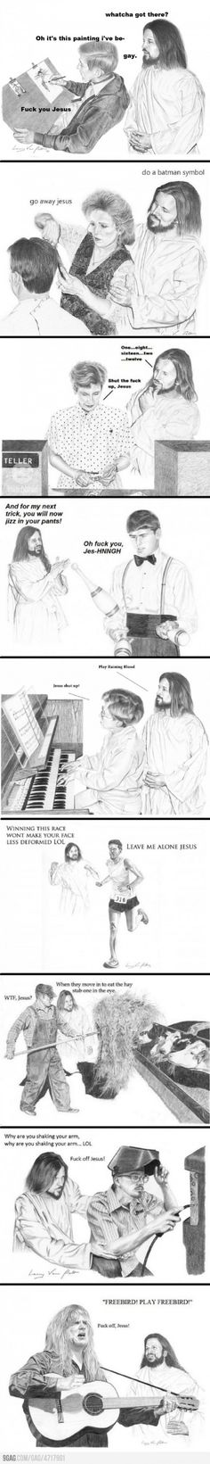What Jesus is really saying
