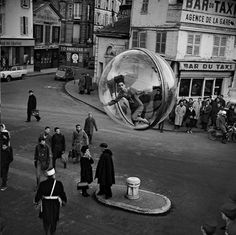 Bubbles series by Melvin Sokolsky
