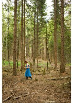 Inherited blue dress, from finelittleday.com