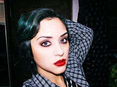 Grunge love http://www.makeupbee.com/look.php?look_id=66806