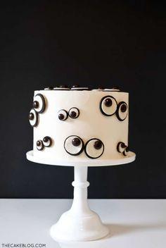 17 décorations de gâteaux hyper faciles                                                                                                                                                                                 Plus