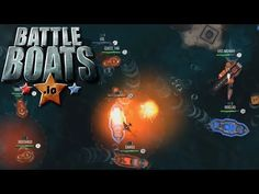 Battleboats.io Gameplay Trailer HD Survive Biggest Highlights Navy Desta.