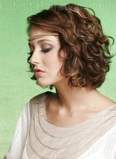 Curly Hair Bob Pics | Bob Hairstyles 2015 - Short Hairstyles for Women