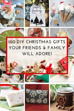 DIY Christmas Gifts: 100 Easy Gifts Your Friends and Family Will Adore - DIY Christmas Gifts Effective pictures we provide you about diy clothes A high-quality image can - Diy Christmas Gifts For Friends, Diy Christmas Presents, Christmas Gift Baskets, Easy Diy Gifts, Handmade Christmas Gifts, Christmas Gift Guide, Homemade Gifts, Holiday Gifts, Christmas Crafts