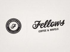 Fellows: Coffee & Wafels © Jeremey Fleischer