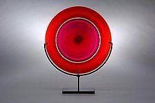 Art Glass Sculpture by Casey Hyland