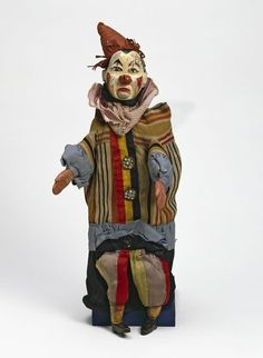 Puppet late 19th century early 20th century Maker: Albert Smith.