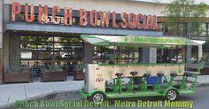 Metro Detroit Mommy: Punch Bowl Social in Detroit