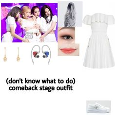 Kpop Fashion Outfits, Blackpink Fashion, Scene Outfits, Dance Outfits, Korean Dress, Korean Outfits, Kpop Girl Groups, Kpop Girls, Cowgirl Style Outfits