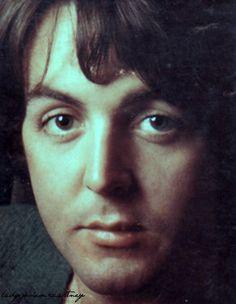 Paul................He looks like a male MonL lisa.. only much prettier!! lol