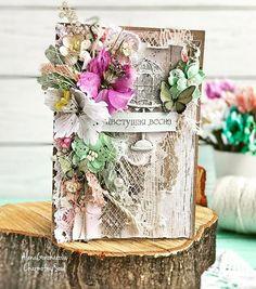 #Repost @_alena_gon4arova_ ・・・ #primamarketing #primamarketinginc #primamixedmedia #primaflowers #card #primaflowers