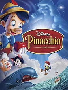 Join Geppetto's beloved puppet -- with Jiminy Cricket as his guide -- on a thrilling quest that tests Pinocchio's bravery, loyalty and honesty, virtues he must learn to become a real boy.