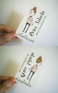 Todas las profesiones necesitan un toque creativo en sus tarjetas de presentación.