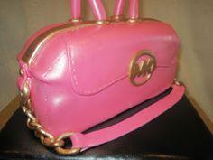 MoniCakes: Michael Kors & Chanel Handbag and Gift Box cakes