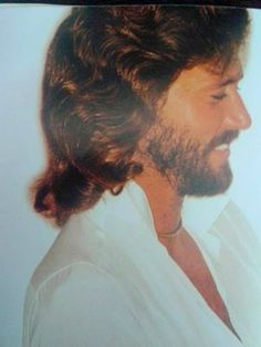 Barry Gibb...There is only one word to describe this man...Beautiful!!!!