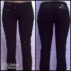 calça jeans clássico básica