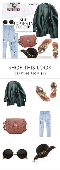 """""""Newchic"""" by teoecar ❤ liked on Polyvore featuring Prada"""