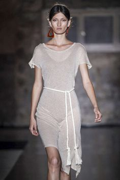 Amt, Spring-Summer 2018, Barcelona, Womenswear
