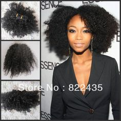 Solve The Mystery Of Perfect Hair With These Simple Tips - Hair Care Tips Yaya Dacosta, Curly Hair Care, Curly Hair Styles, Natural Hair Styles, Quick Afro Hairstyles, Protective Hairstyles, Kinky Straight Hair, Short Hair, Colored Hair Extensions