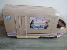 Recreational Vehicles, Barbie Dolls, Train, Camper, Barbie Doll, Campers, Single Wide, Barbie