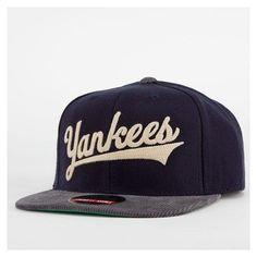 Snapback Fashion Blog AMERICAN NEEDLE Vault Yankees Mens Snapback Hat