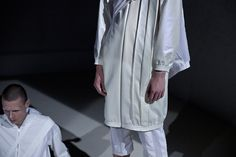 One of the most talked-about shows of London's menswear week came from Cottweiler, who presented an innovative take on athletic gear.