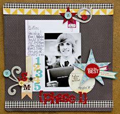 Leslie Ashe for Elle's Studio