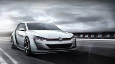 volkswagen design vision GTI// de por sí amo este auto...
