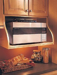 16 Best Microwave Solution Images Kitchen Remodel