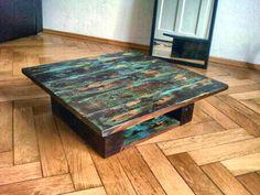 beautiful shabby coffe table <3
