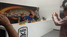 """Λέοβατς : """"Δεν φοβόμαστε κανέναν στην Τούμπα""""! > http://arenafm.gr/?p=237291"""