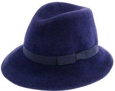 ShopStyle: Collection Patricia Underwood fedora