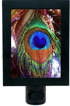 """Love is Everywhere"" Fine Art Night Light by Robyn Nola"