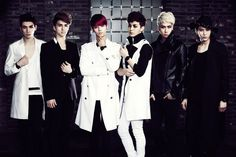 """Rising idol group VIXX has proven their popularity at the news of being selected to model for a global watch brand.  Jellyfish Entertainment announced on June 12, """"VIXX has signed a contract to model for the global watch brand, JOWISSA.""""  VIXX will not only model for the brand but will also launch a """"VIXX Black Edition,"""" which will be priced at thousands of dollars. The """"VIXX Black Edition"""" will be modeled after the VIXX members themselves and will have six different colors."""