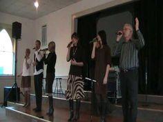 The Crist Family sings Jesus, Savior Pilot Me