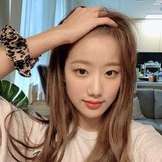 Aesthetic Photo, Aesthetic Girl, Aesthetic Pictures, April Kpop, Yellow Carnations, Ulzzang Korean Girl, Just Girl Things, Chinese Actress, Korean Celebrities