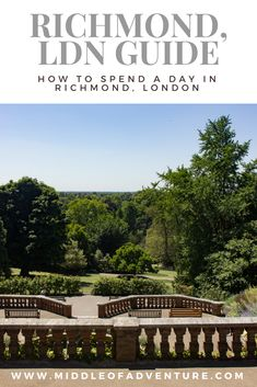 A little guide on how to spend a day in Richmond, south west London, including a lunch recommendation, walk ideas and the perfect pub to end the day in! Richmond London, West London, Musical London, Museum Of Childhood, Highgate Cemetery, London Transport Museum, London Museums, London Pubs, Victorian Buildings