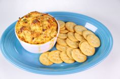 the chew | Recipe | Clinton Kelly's Warm Crab Dip