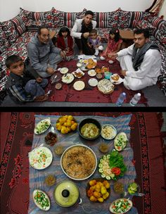 Take A Look At How Families Around The World Break Their Fast
