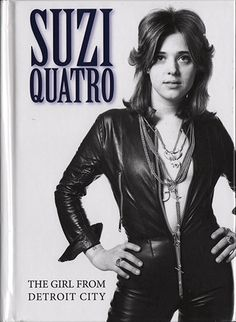 "Anthology on the Queen of Rock N Roll, Suzi Quatro, as she celebrates 50 years in the Music Industry•4 CD's and 82 tracks all housed in a deluxe hard back book style package complete with 54 page booklet•Each track has a note by Suzi and 70s expert Phil Hendricks whilst former editor of ""The History Of Rock"" Michael Heatley has supplied a 20,000 word overview of Suzi's ground breaking career•Booklet is heavily illustrated with memorabilia and clippings from Suzi's personal archive."