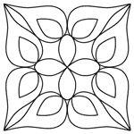 Millies Leaf Block - Digital AM-ML-BLK_DIGITAL