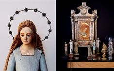 'Objects' Madonna Halo. Santos. DE VERA. NYC: 1 Crosby Street and 26 East 81st Street. Also in San Francisco