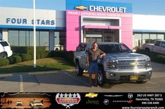 They treat you like you are the only customer. I am a five time return customer. The salesman take the time to answer your questions and will help you with any problems. This is a wonderful dealership and the salesman and staff are awesome.  Michael and Donna Craib Tuesday, October 21, 2014