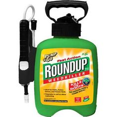 UGRESSMIDDEL 2,5 L SPRAY ROUNDUP TURBO