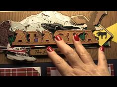 New Die Cuts for Travelers - Paper Wizard - CHA Winter 2016 Video