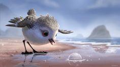 Disney e Pixar mostram trailer de Piper, curta que estreará junto com Procurando Dory Disney Pixar, Walt Disney, Disney And Dreamworks, Disney Animation, Disney Love, 3d Animation, Disney Stuff, Film Pixar, Pixar Characters
