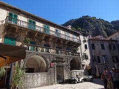 Ruas de Kotor -Montenegro