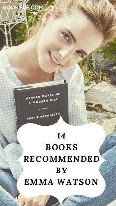 If you are looking for a reading list of books for yourself or your book club, check out these awesome recommendations from Harry Potter star and role model, Emma Watson (aka Hermione Granger).