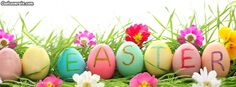 Facebook Happy Easter Cover Photo