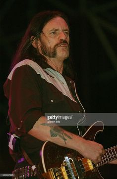 News Photo : Motörhead, voc Lemmy Kilmister - at the With Full...